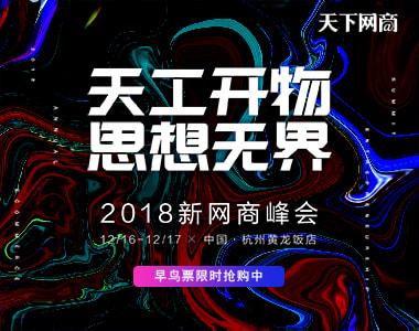 2018新网商峰会