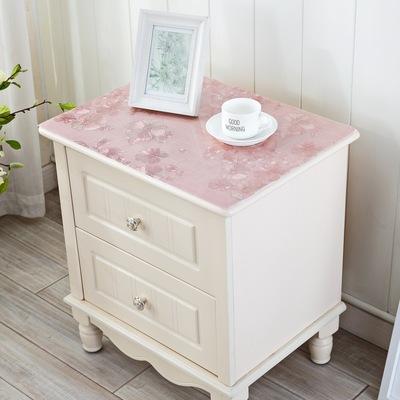 软质玻璃茶几电视柜桌布防水PVC床头柜盖布欧式长方形水晶板垫子哪个品牌好