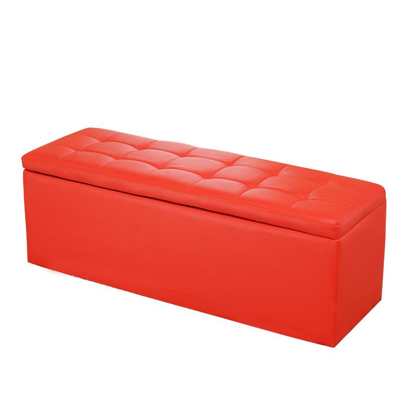 换鞋凳化妆皮质尺寸美长方形长凳门厅尺寸服装店储物小椅子收纳盒