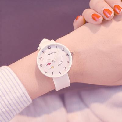 手表高中學生女孩