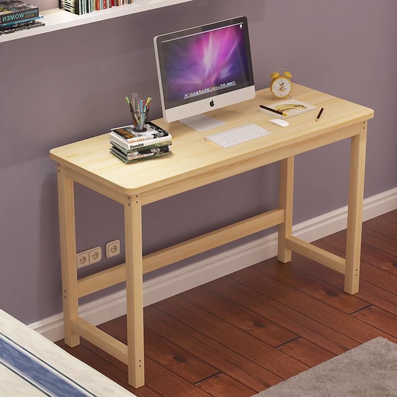 電腦桌宜家松木