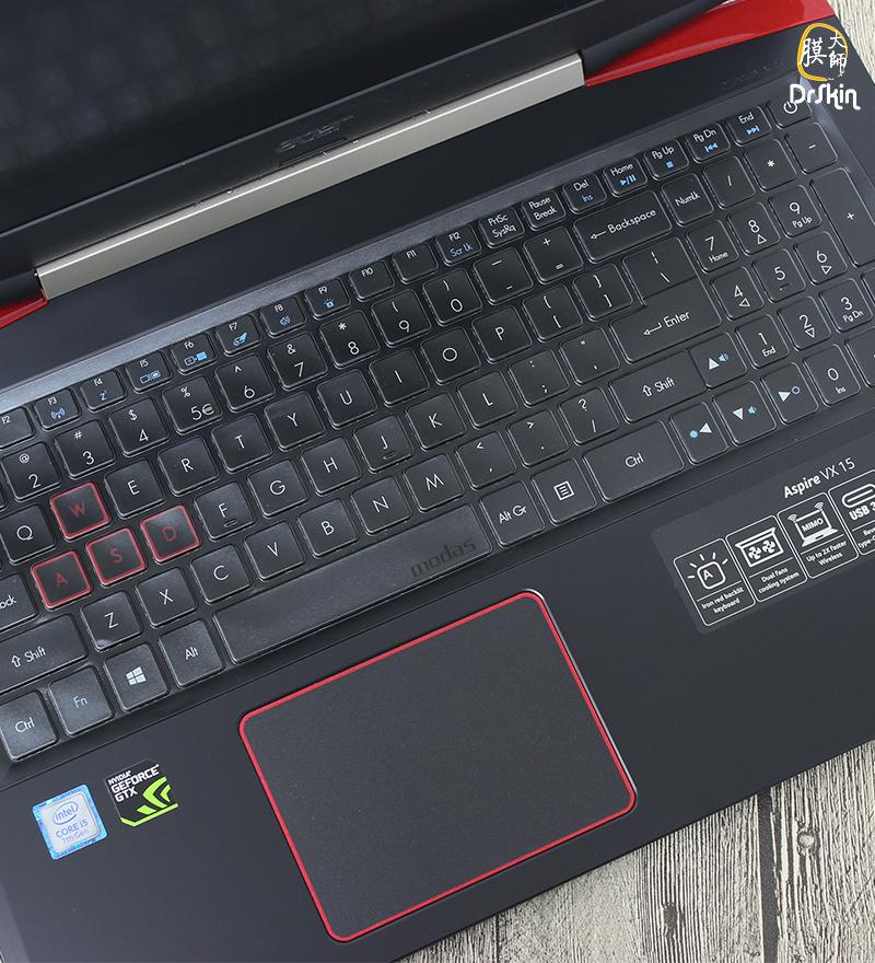 宏碁掠夺者G3-573键盘膜 15.6寸保护Predator电脑HELIOS笔记本300