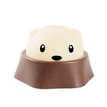 礼物灯led地鼠按压开关创意床头卧室节能小夜灯喂奶灯可电