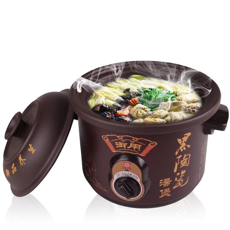 炖汤锅土陶瓷