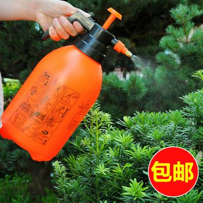 气压式浇花喷壶压力洒水壶园艺小喷雾器浇水瓶喷水壶养花神器