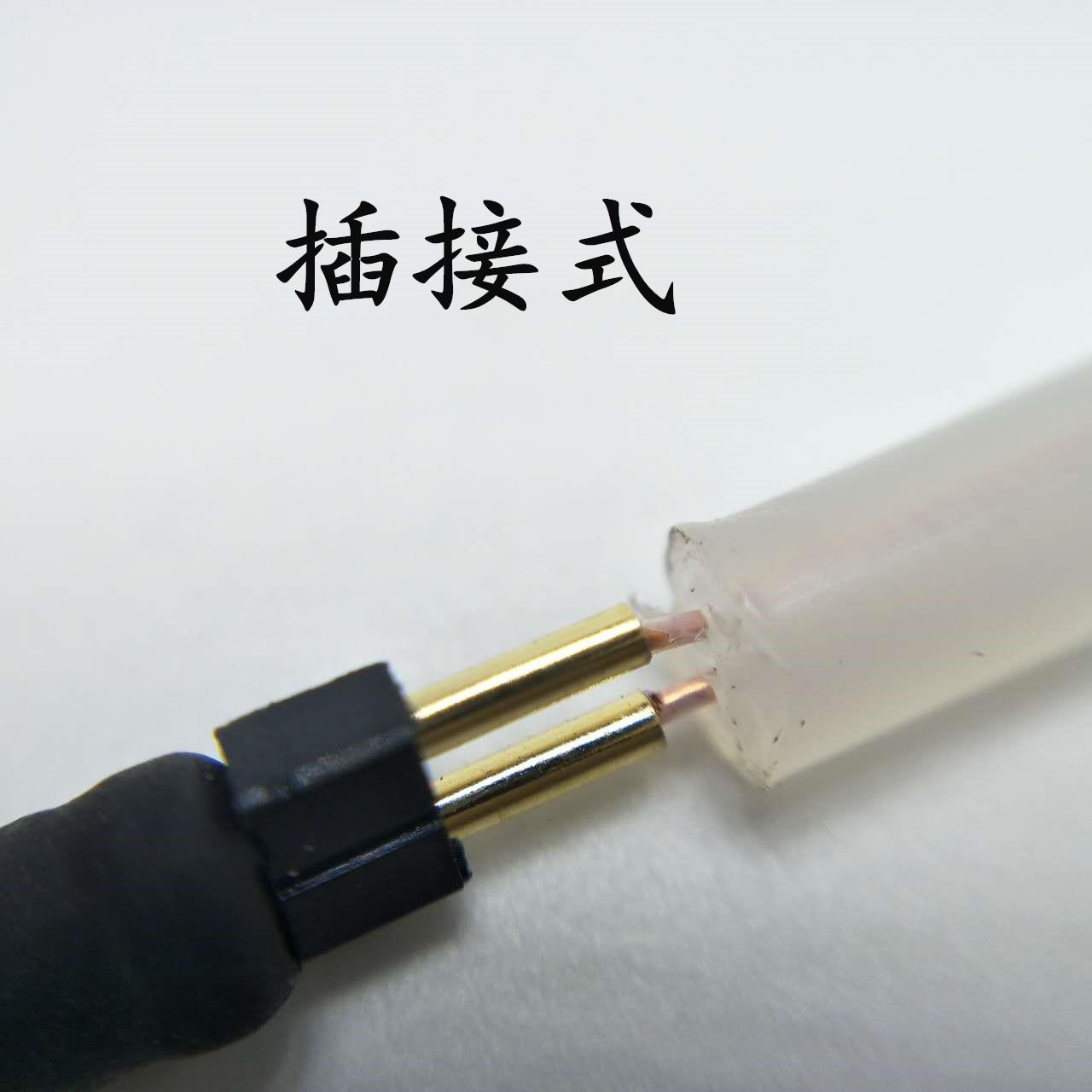 测堵器免焊接探头排堵器电工管道探测器PVC管探管器穿线管堵塞仪