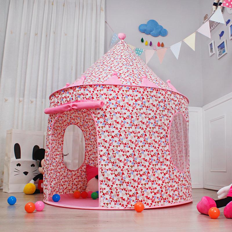 男宝宝幼儿园度假屋房间便携式儿童床男童儿童屋帐篷拼装女孩帐蓬