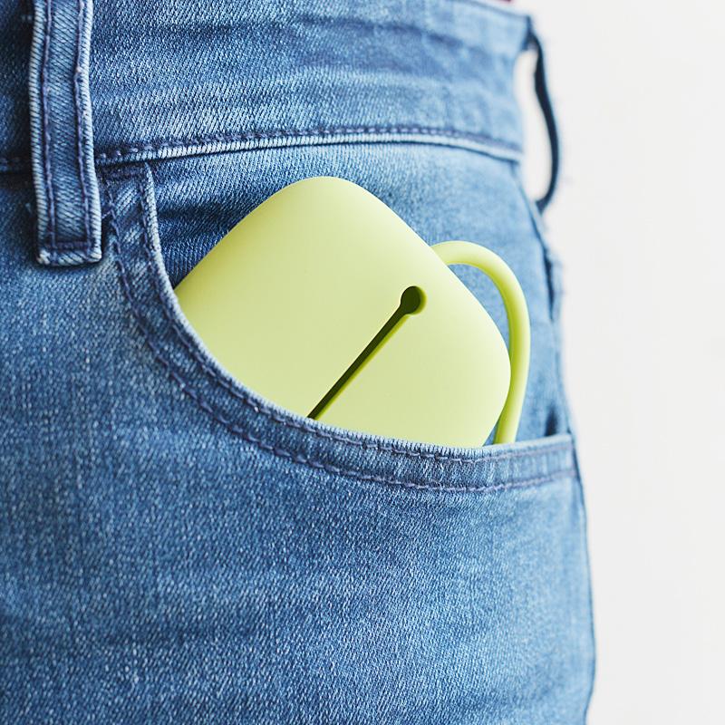 自然而然男女情侣创意汽车大容量多功能抽绳硅胶钥匙扣硅胶钥匙包