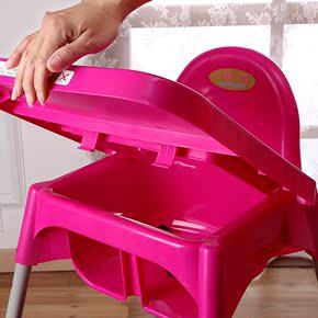 椅子餐椅高脚可调节幼儿宝宝凳婴儿吃饭简约简易升降移动多用餐桌