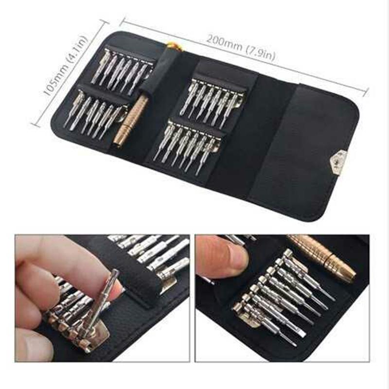 手机维修工具钟表小螺丝刀组合 修眼镜笔记本套装小型多功能起子