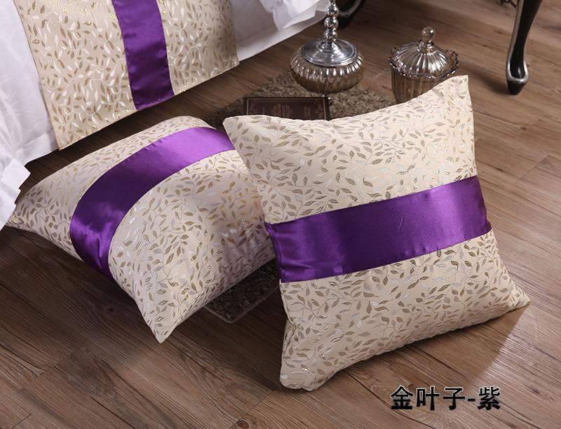 宾馆酒店床上用品同等靠枕抱枕同等套同等芯可配靠垫花色床旗