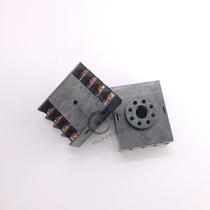 全新原装时间继电器接点输出DC48VDC24VAH3CR时间定时器