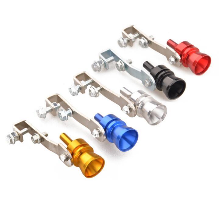 汽车排气管尾喉改装变声哨子声摩托车涡轮排气管口发声器响笛拉风