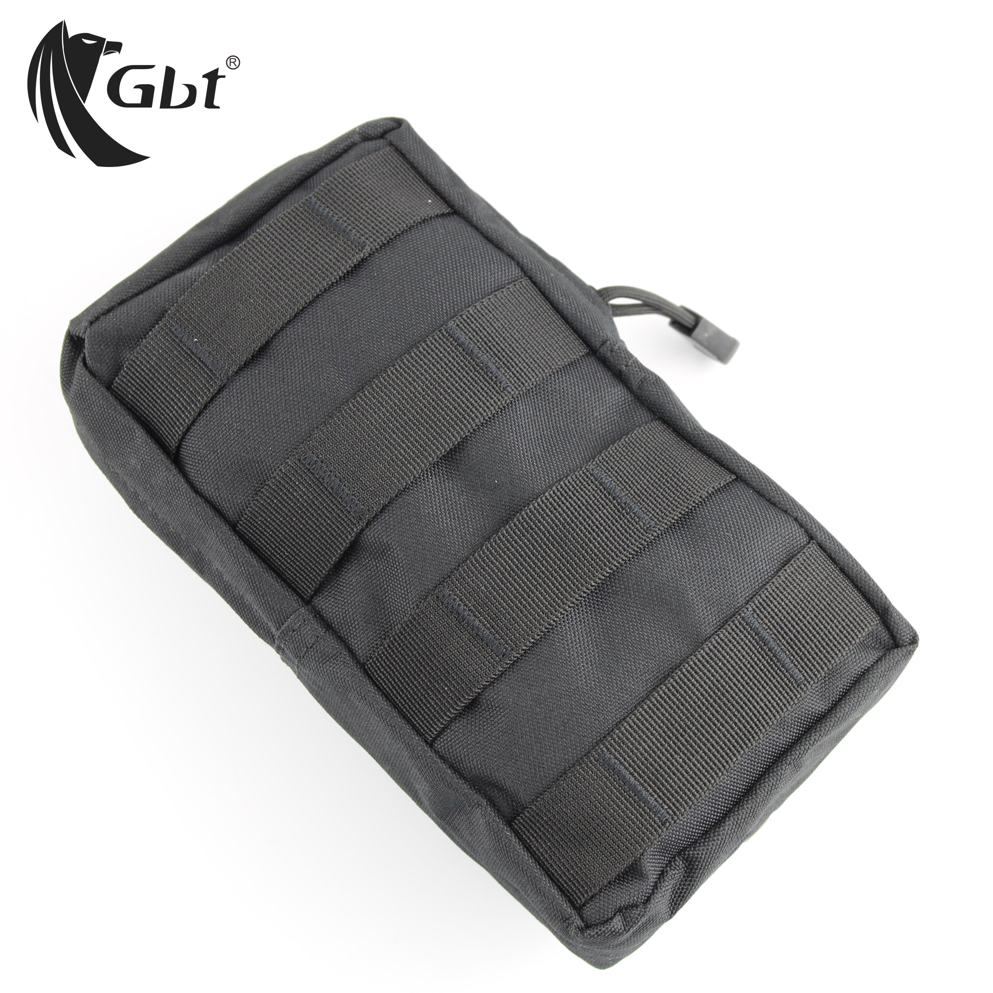 户外防水战术配件小号杂物收纳包 molle附件袋 户外运动收纳腰包