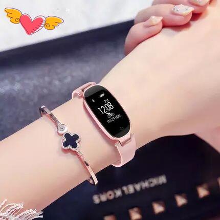 运动魅蓝5 5S Note5 Note6智能手环魅族防水手表来电显示计步器MZ