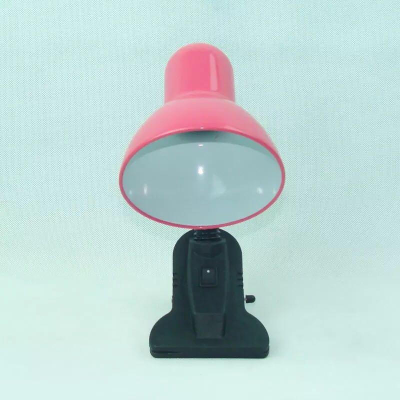 带夹子台灯可夹床头灯护眼灯书桌大学生宿舍灯卧室简易书写阅读灯