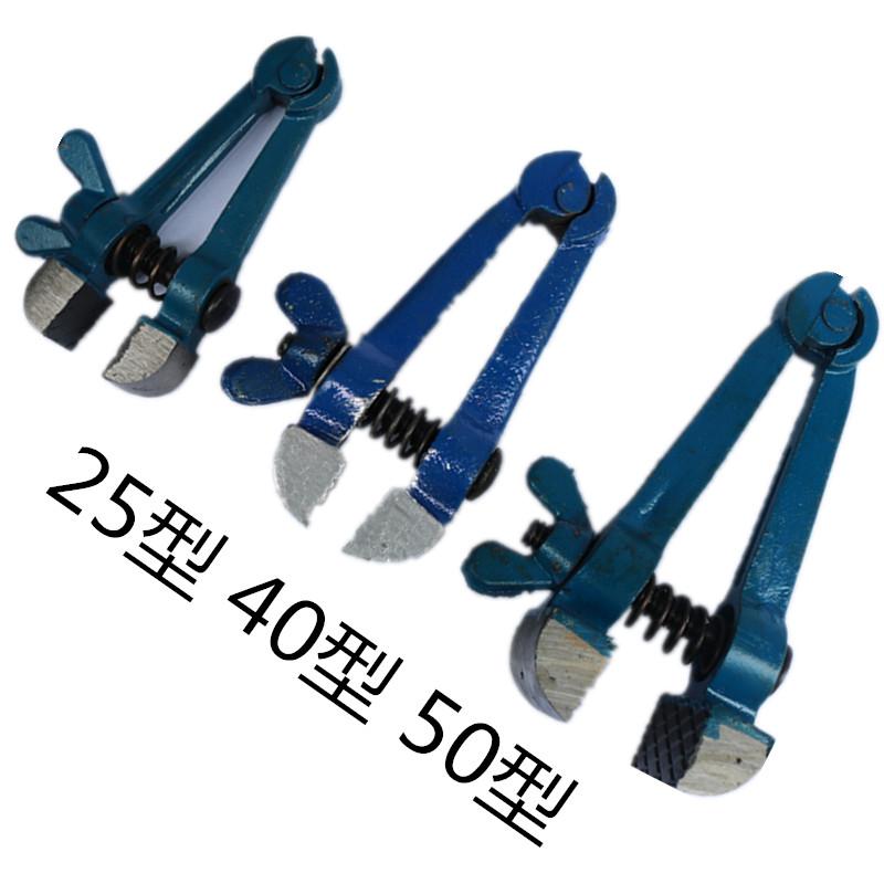 新款工具 手拿夹紧轻型迷你小型桌虎夹钳25 40型50mm固定平口钳