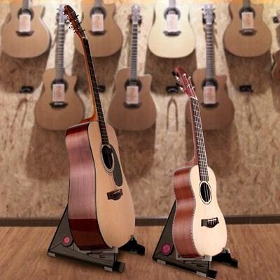 托架小巧U型琴托吉他架可拆卸装饰品存放支撑全新吉它立式小提琴最新报价