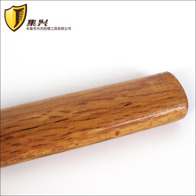 上新黄铜圆头锤木柄/黄铜锤/铜锤/锤子/手锤/奶头锤圆头锤0.22-1.