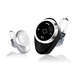 無線通用迷你藍牙耳機掛耳式超小隱形女生開車可接聽電話簡約