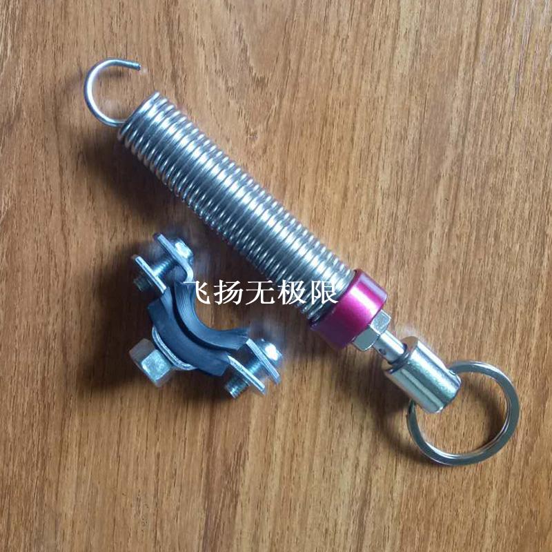 本田锋范后备箱经典弹簧专用汽车自动弹簧改装升举器尾箱弹簧包邮