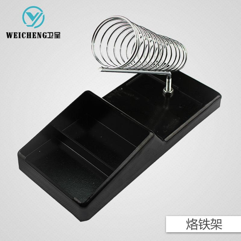 焊接DIY工具 烙铁架焊锡丝吸锡器松香万用表电烙铁套装包邮