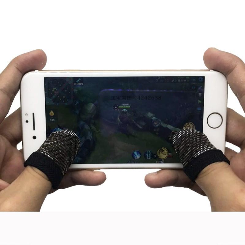 手套手机游戏触屏指套手游防汗荣耀弹力神器透气吃鸡出汗防紫外线