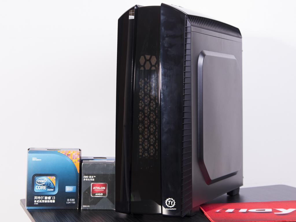 5000元宁美国度 AMD独显配置电脑主机推荐