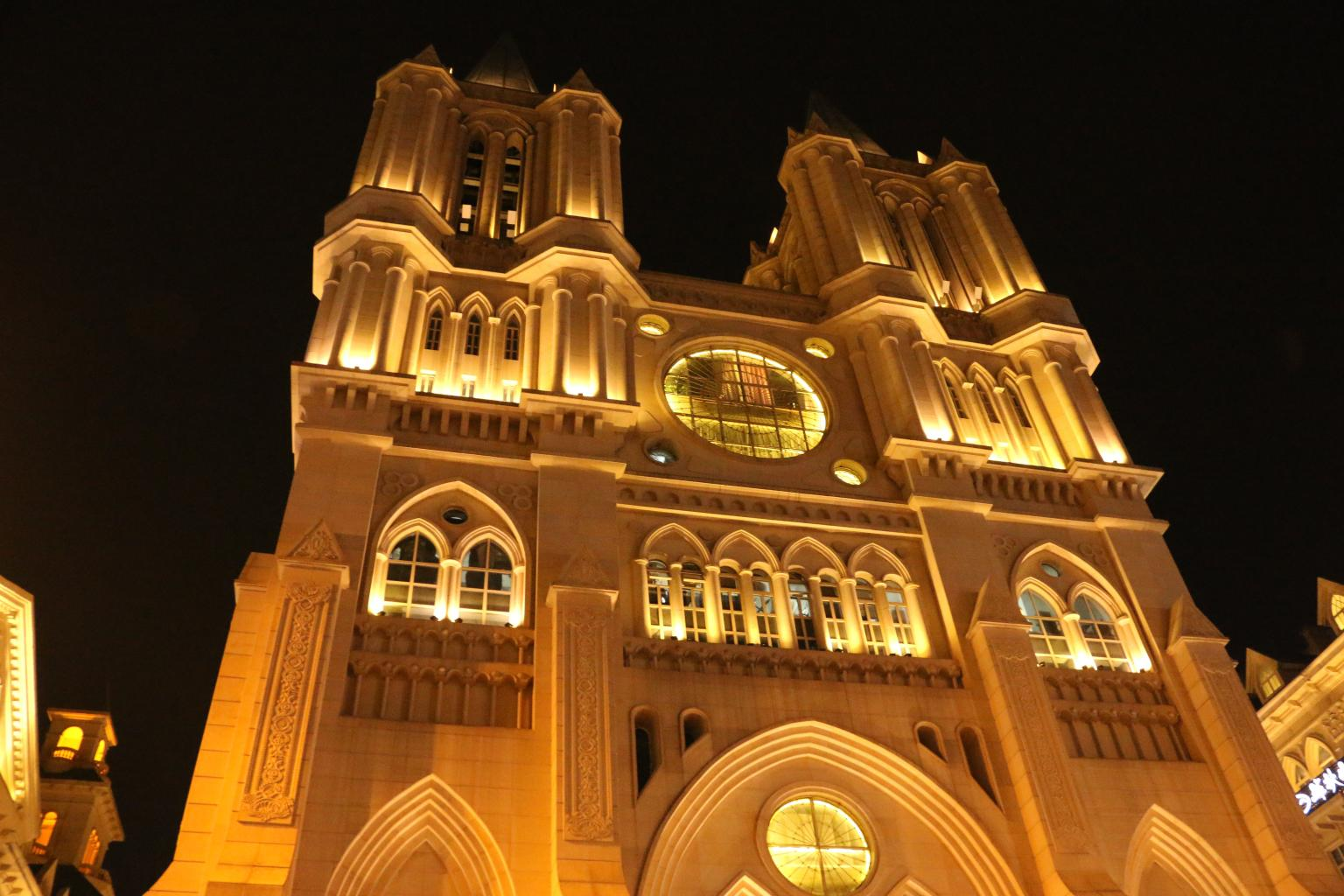 光谷多莫大教堂