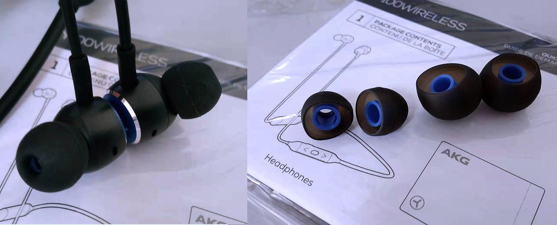 AKG Y100无线蓝牙耳机