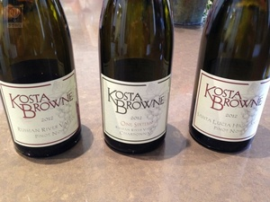 Kosta Browne Wines