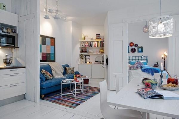木地板装修效果图大全 白色厨房地板效果图