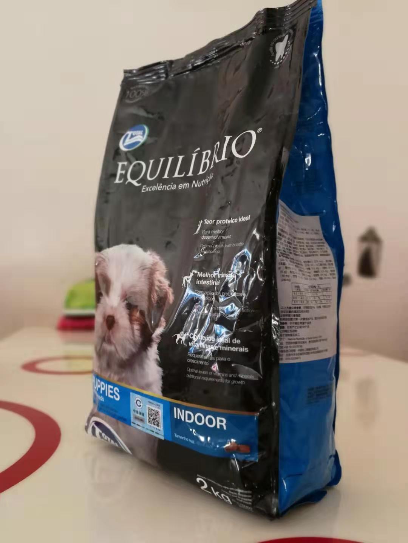终于为我家主子找到了一款爱吃的狗粮