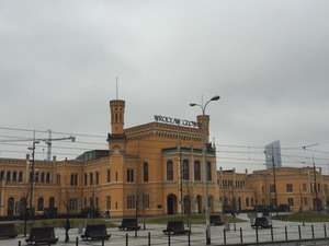 Central Station of Wroclaw