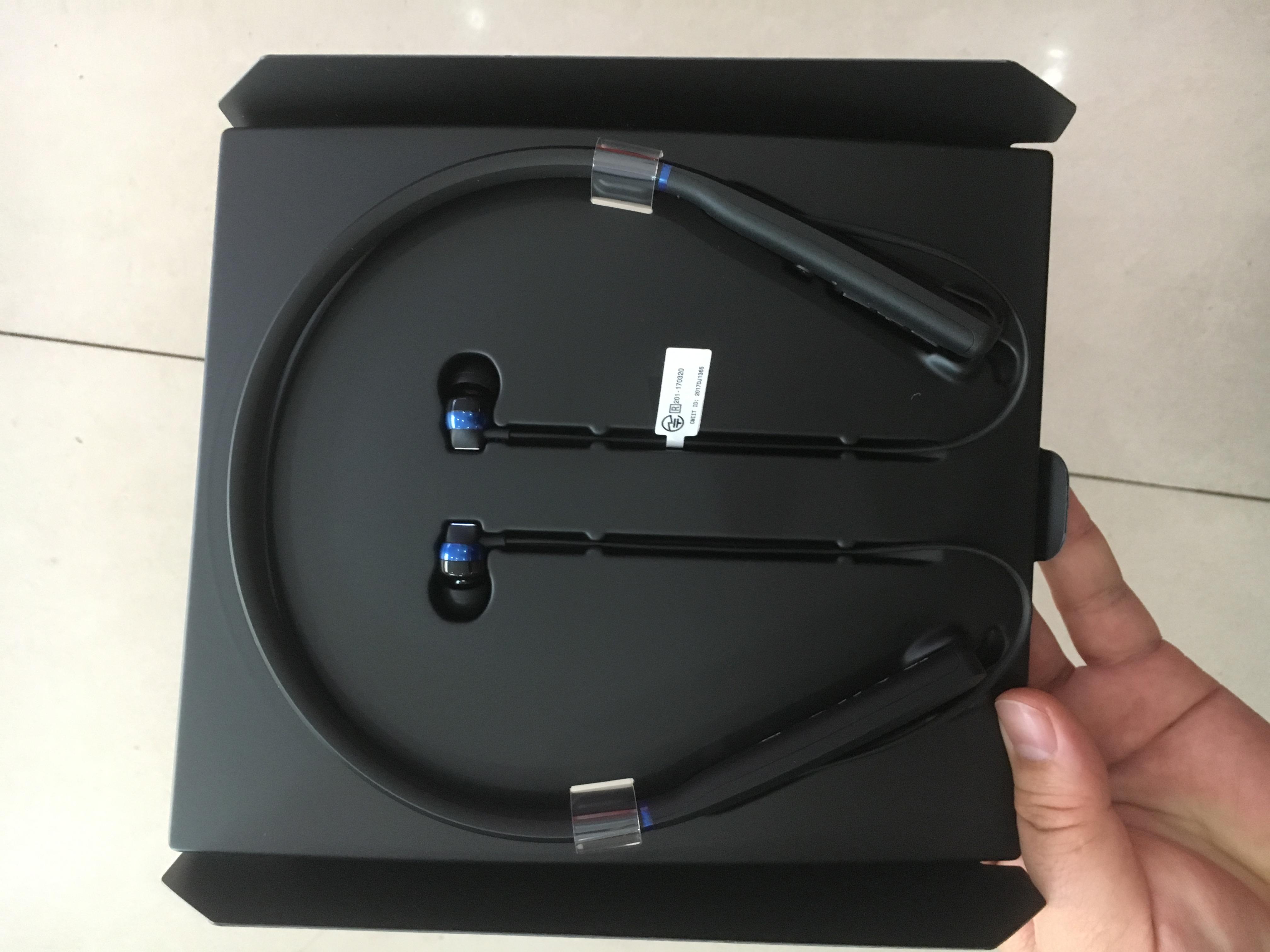 森海塞尔 CX7.00BT 无线蓝牙耳机