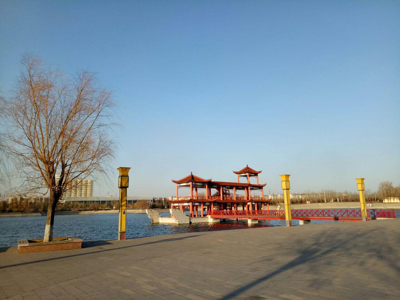 大汶河国家城市湿地公园