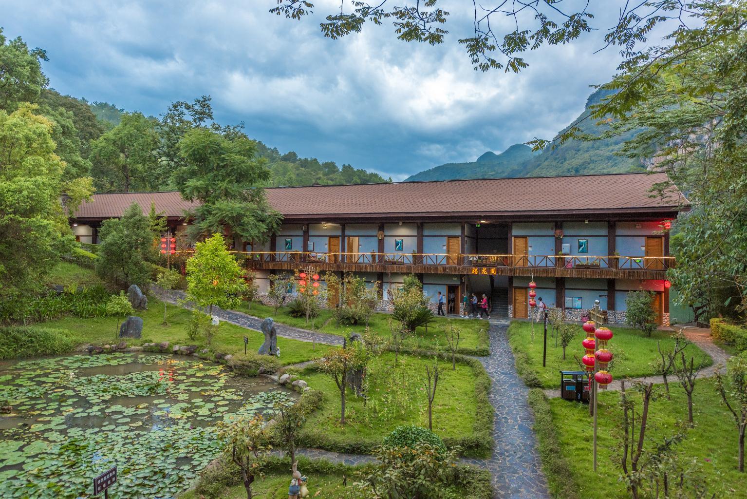 龙潭生态旅游度假区