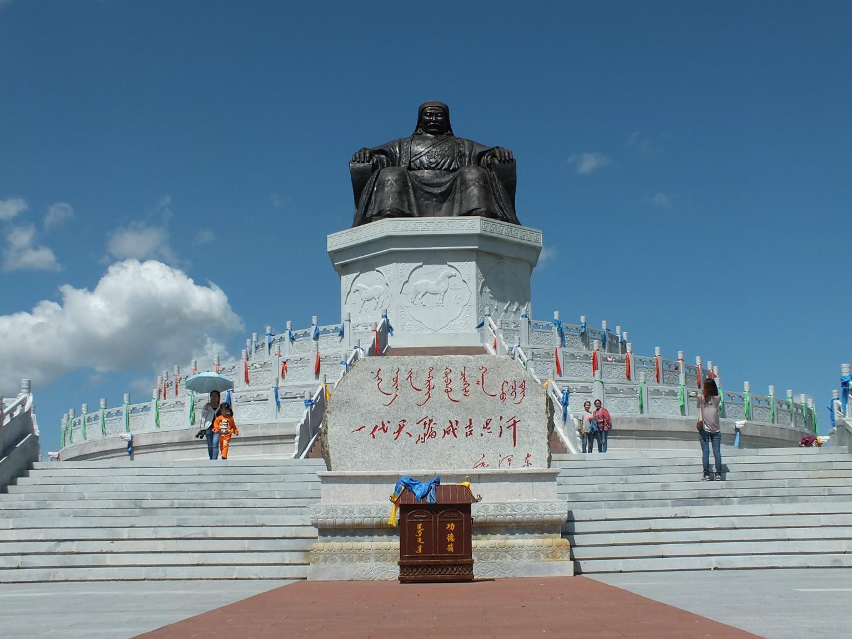 成吉思汗文化广场