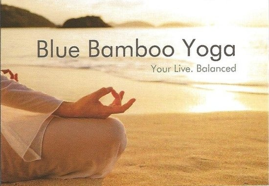 Blue Bamboo Yoga