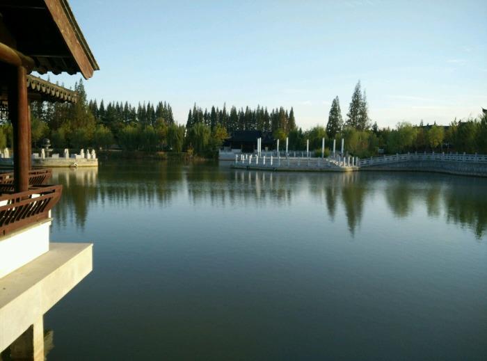 二郎神文化遗迹公园