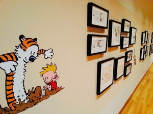 Billy Ireland Cartoon Library And Museum