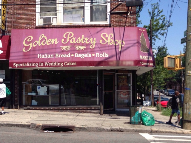 Golden Pastry Shop