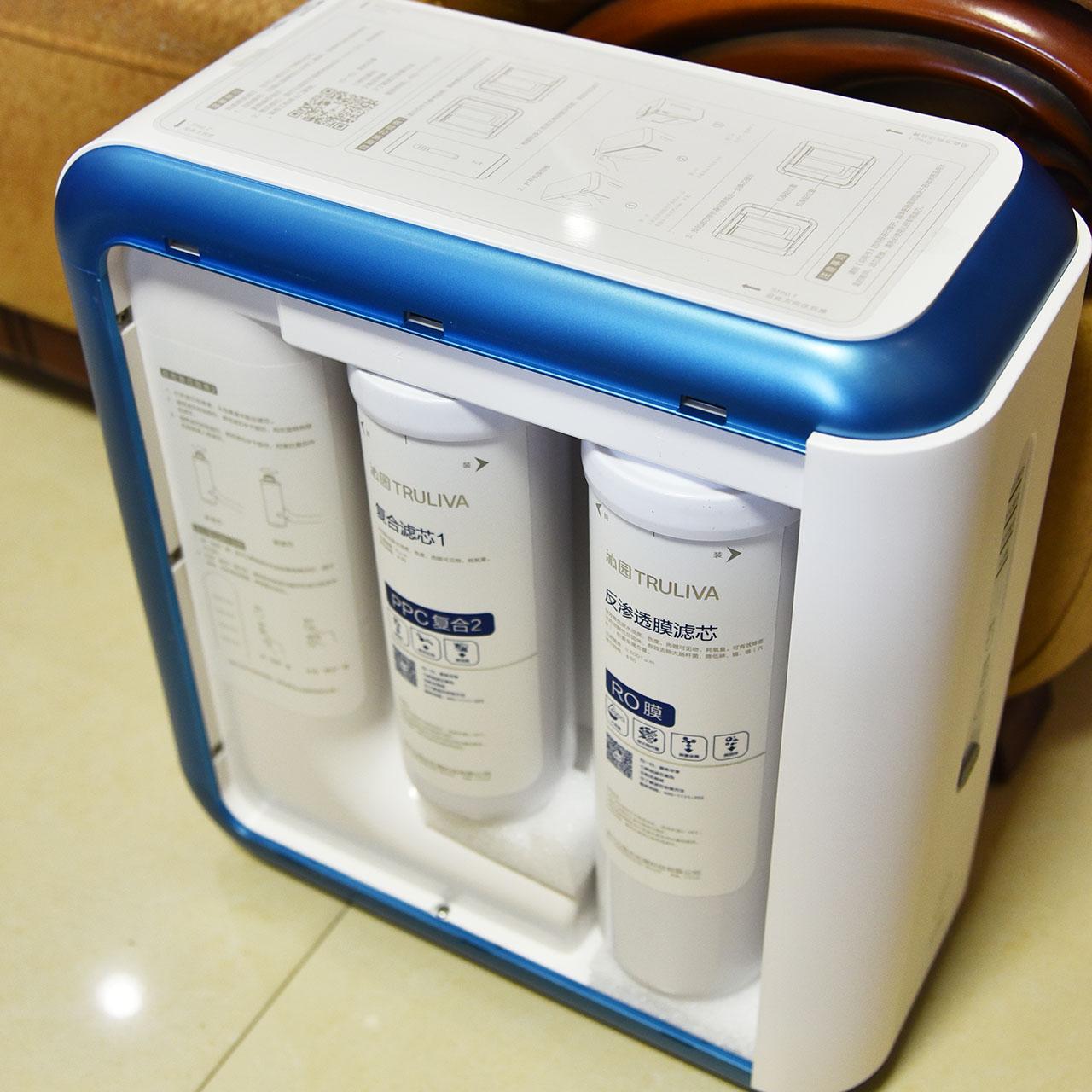 家用沁园净水器3833怎么样?分享沁园3803净水器和3833区别哪个好!