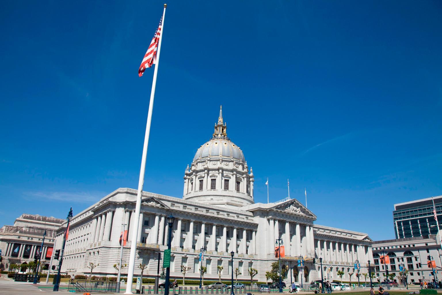 旧金山市政厅