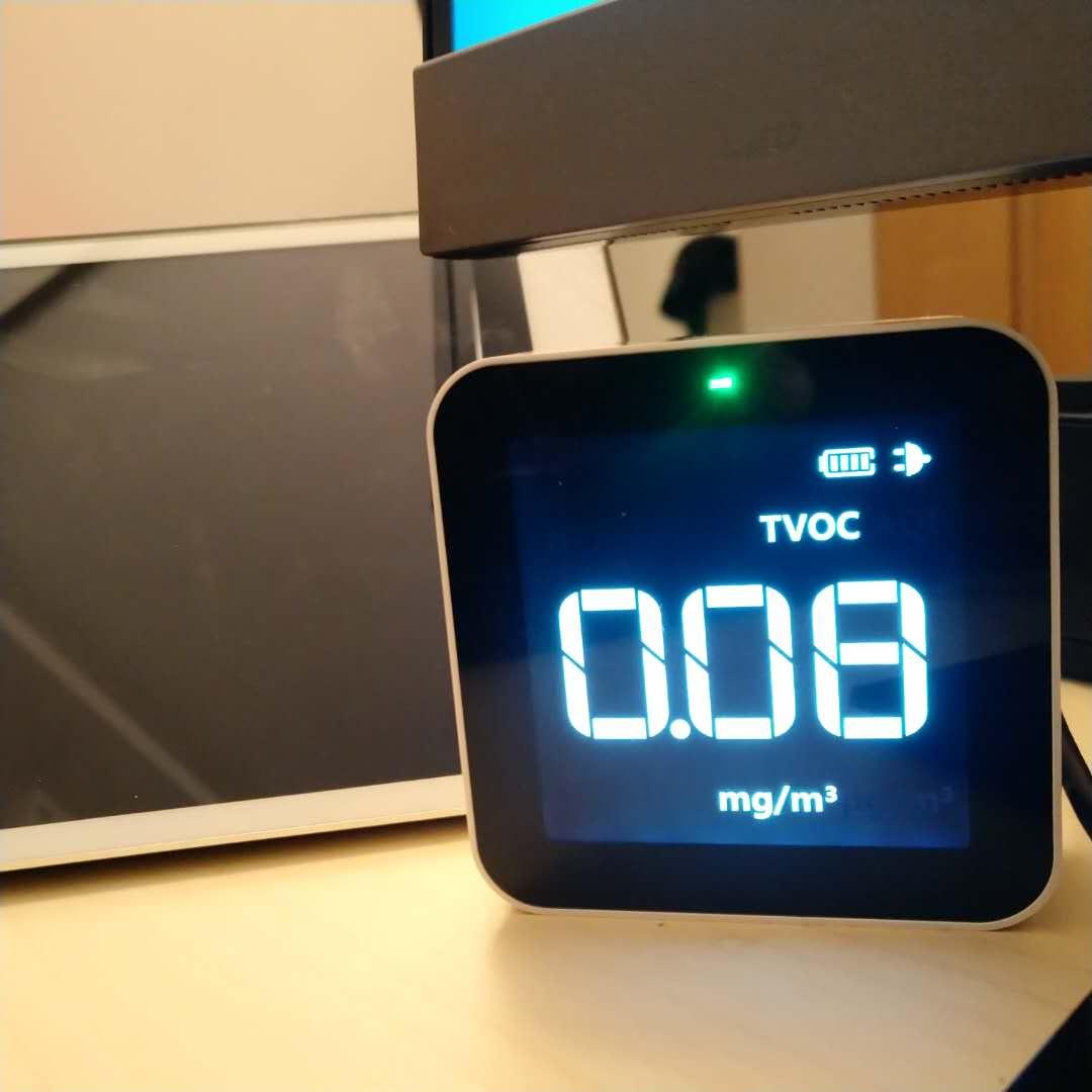 家庭室内用Temtop乐控甲醛检测仪简单评测