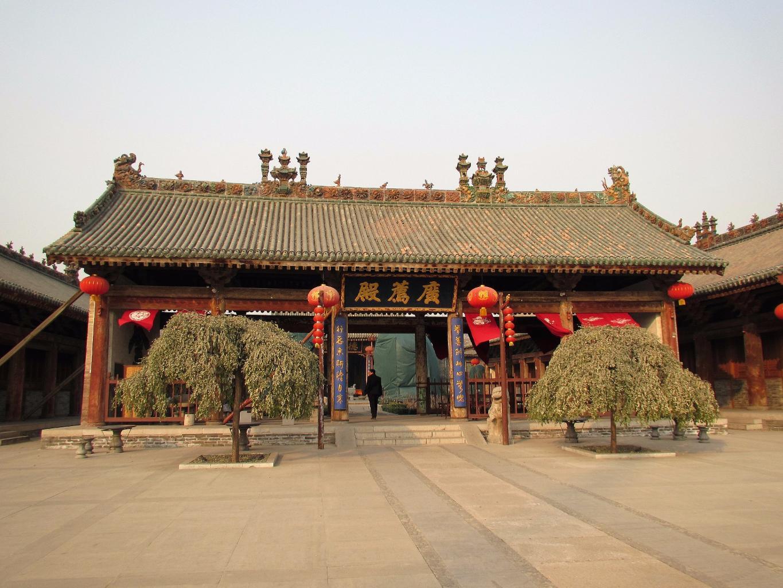 韩城城隍庙