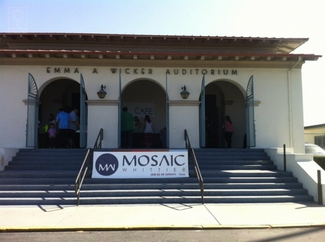 Mosaic Whittier