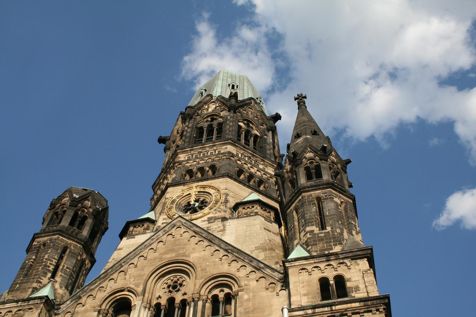 威廉皇帝纪念教堂
