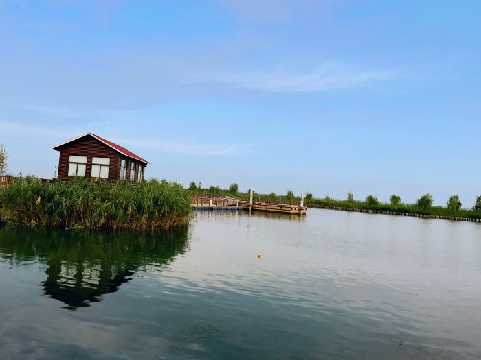 太湖新天地生态休闲公园