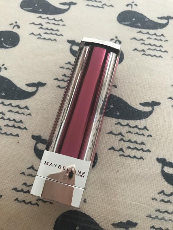 前十品牌美宝莲纽约SPK21干燥玫瑰色,深唇色适用
